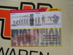 Sticker Aachener Straße
