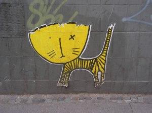 Paste-Up auf der Dasselstraße