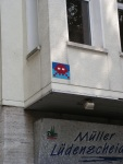 Invasion by Invader am Zülpicher Platz