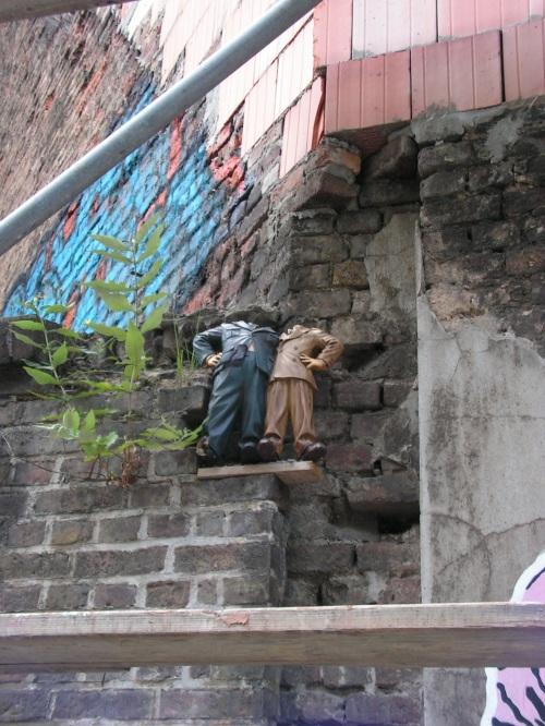 Skulptur in Ehrenfeld