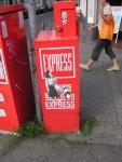 """""""Miss Piggy"""" by AESOP auf derVenloer"""