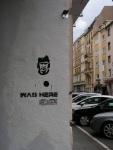 """WAS HERE"" Maybachstraße (Köln)"