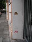 Stencils auf der Maybachstraße (Köln)