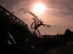Skulptur Odonien Köln