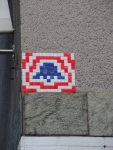 Space Invader by Invader