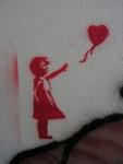 Banksy Stencil Bunbury