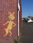 Monkey Painting Bunbury