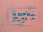Newtown Stencil The DeadHeads…