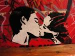 Kissing Couple on DegravesStreet